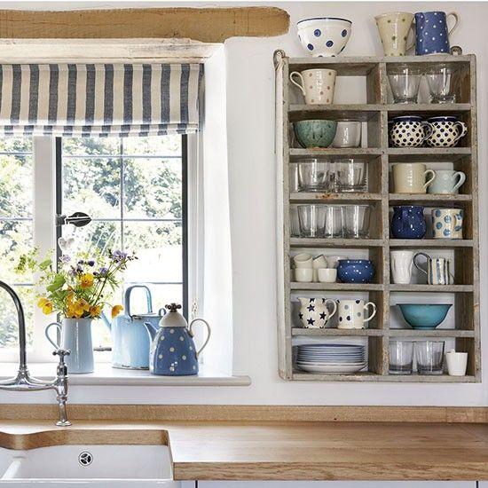 Ideas for kitchen shelves to increase storage - 17 shelf ideas for ...