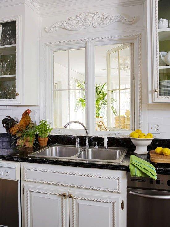 Kitchen sink ideas |  Better houses & guard