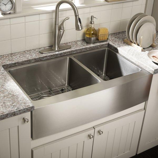 Kitchen sinks youu0027ll love |  Wayfair YOQLDKC