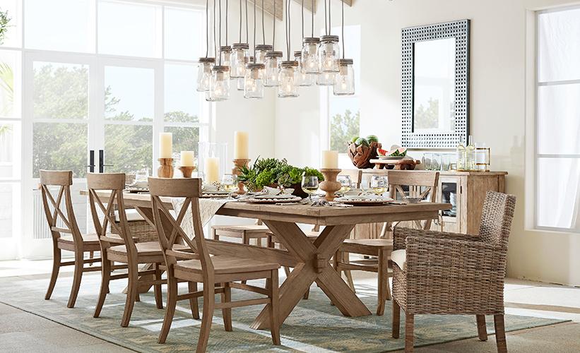 Kitchen Table Lighting Ideas