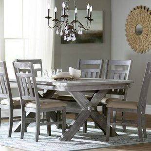 Kitchen table sets amaury 7-piece dining set DUROWHC