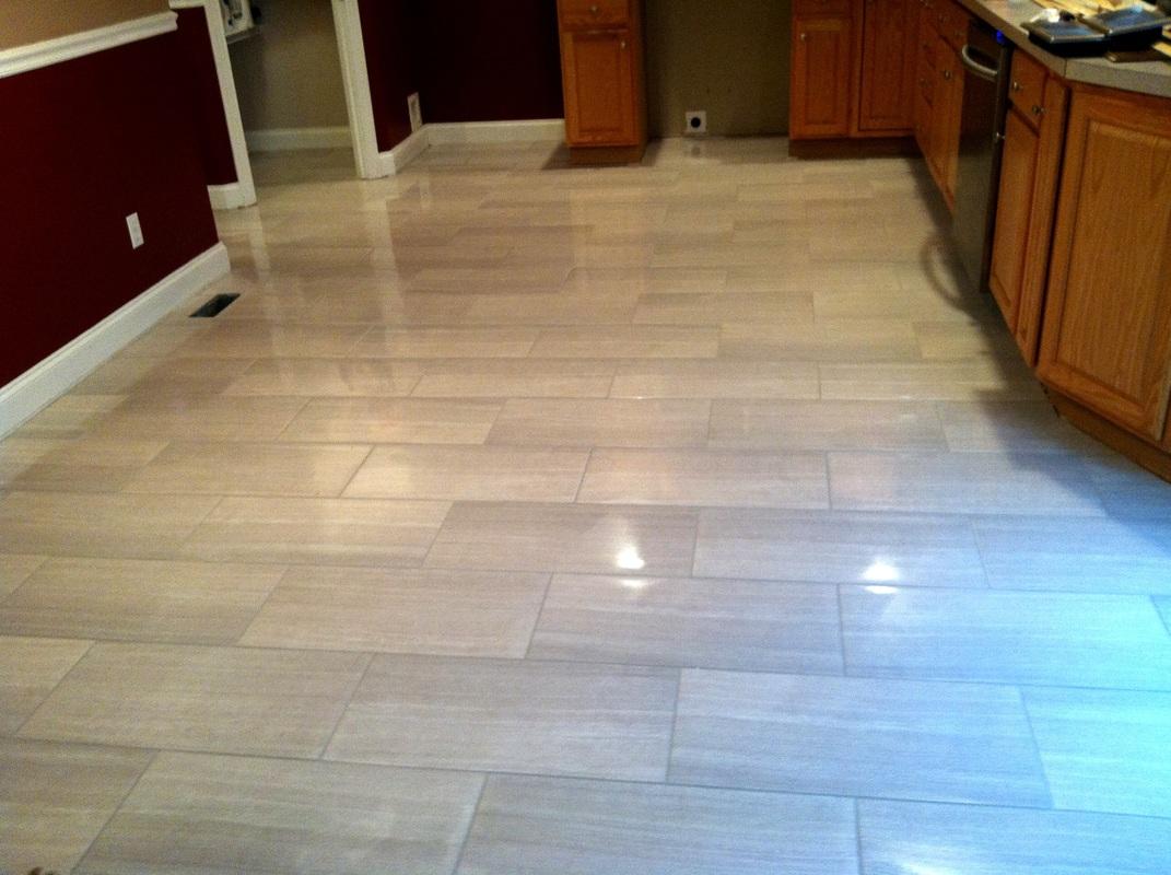 Kitchen tile floor new kitchen floor tiles design DYKYSOR