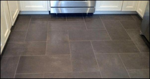 Kitchen tile floor Source: Pinterest YTTQNNR