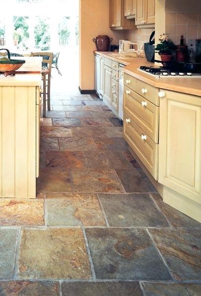 Kitchen tile floor stone kitchen floor creatively from stone kitchen floor ideas with the best NDWFQJC