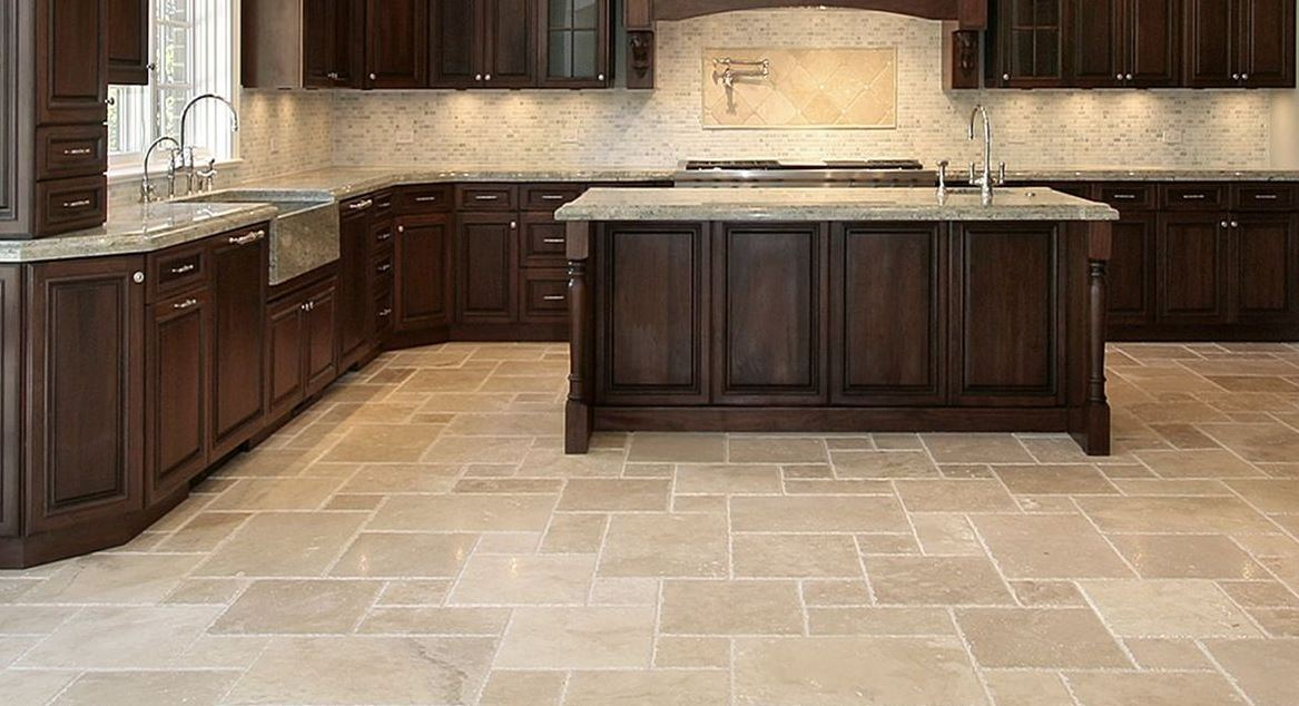 Ideas for kitchen tile floors Tile floors for the kitchen ZFPKWBQ