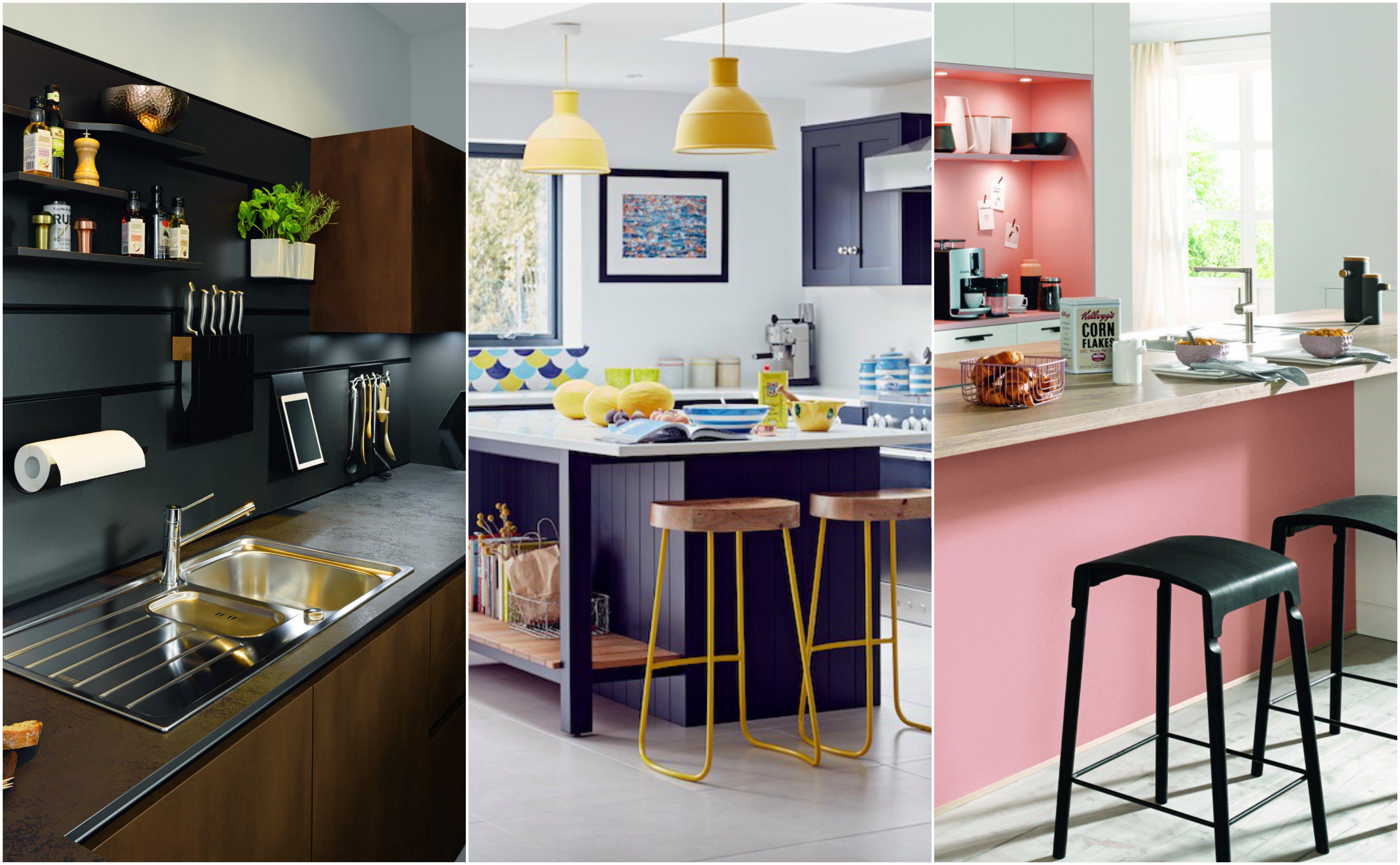 Kitchen trends 20 best kitchen design trends of 2018 - modern kitchen design ideas MLUMPSQ