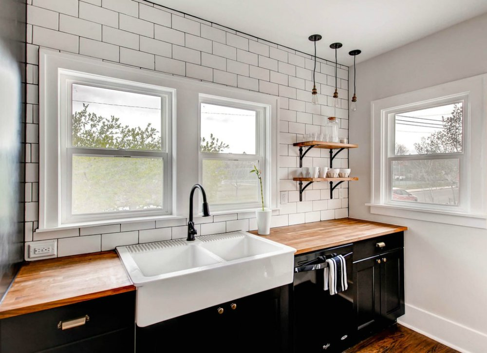 In kitchen trends, it once seemed that homeowners never tire of the retro charm HJKZNCO