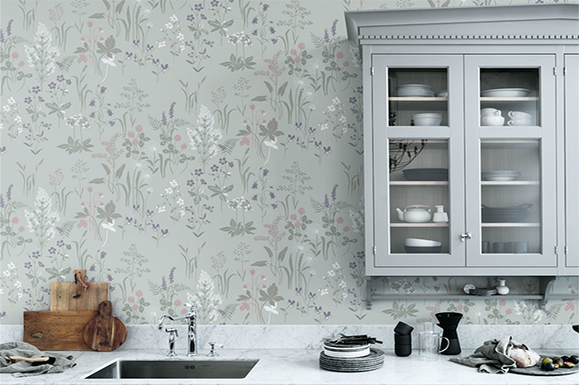 Kitchen wallpaper ideas 2019    Inspirational Tips To Keep In Mind    Decor A