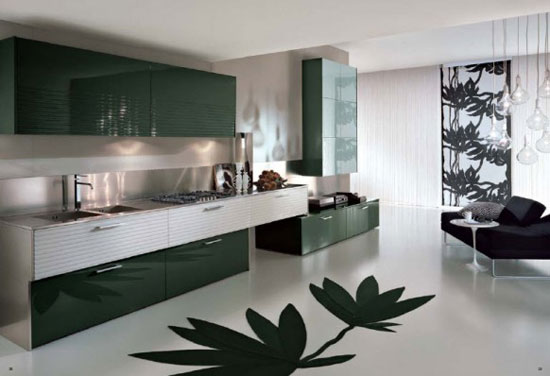 kitchen41 60 ideas for kitchen furnishings (with tips for a great YLZGMFX