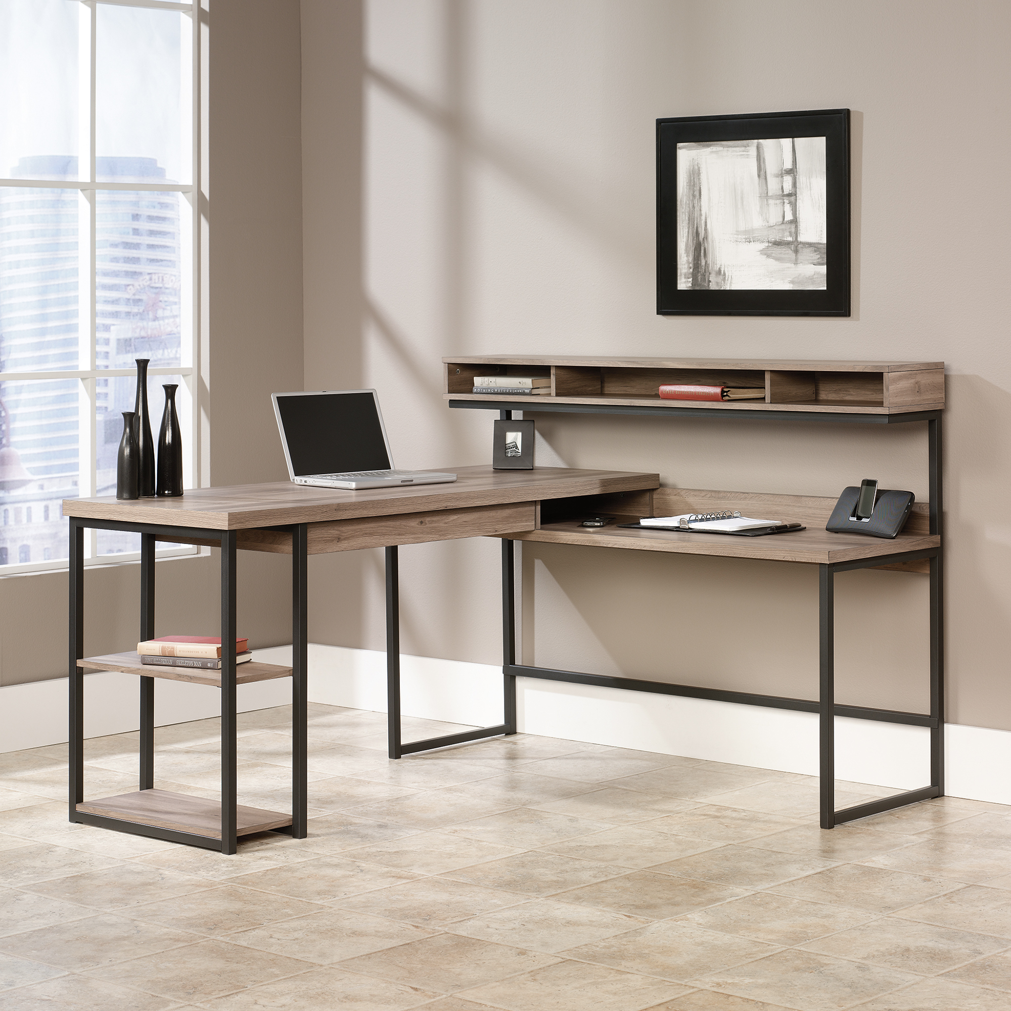 I Shaped Desk For Office