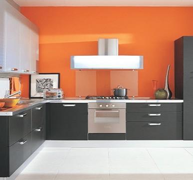 UMFLHCY L-shaped modular kitchen design