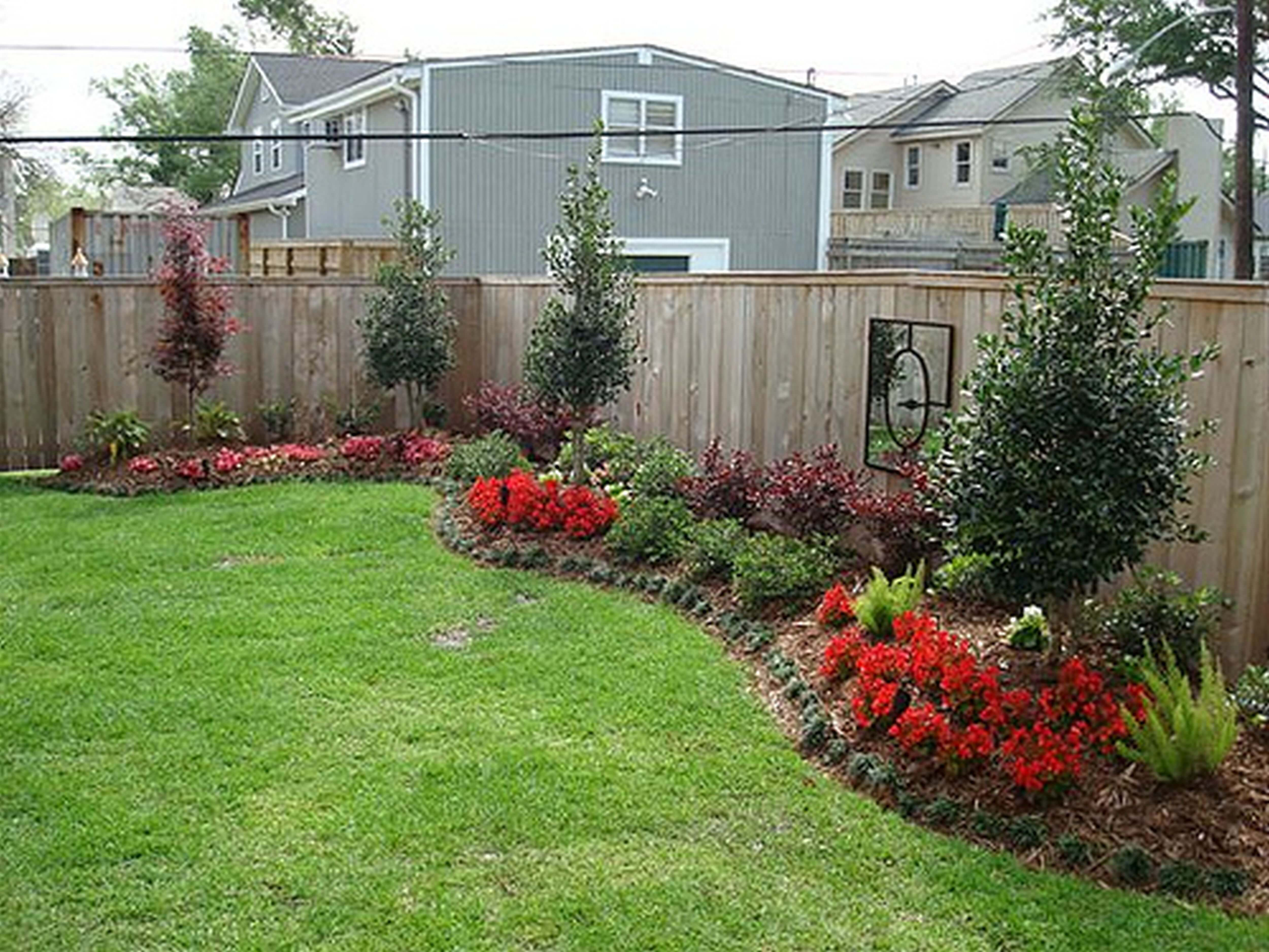 Landscape ideas What landscaping ideas are for the backyard is suitable for my type of house ADZQGUW