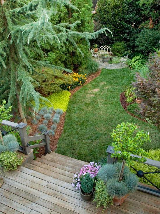 Landscaping ideas backyard KKWNBLB