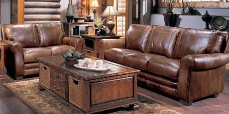 Lane leather furniture INRHXZC