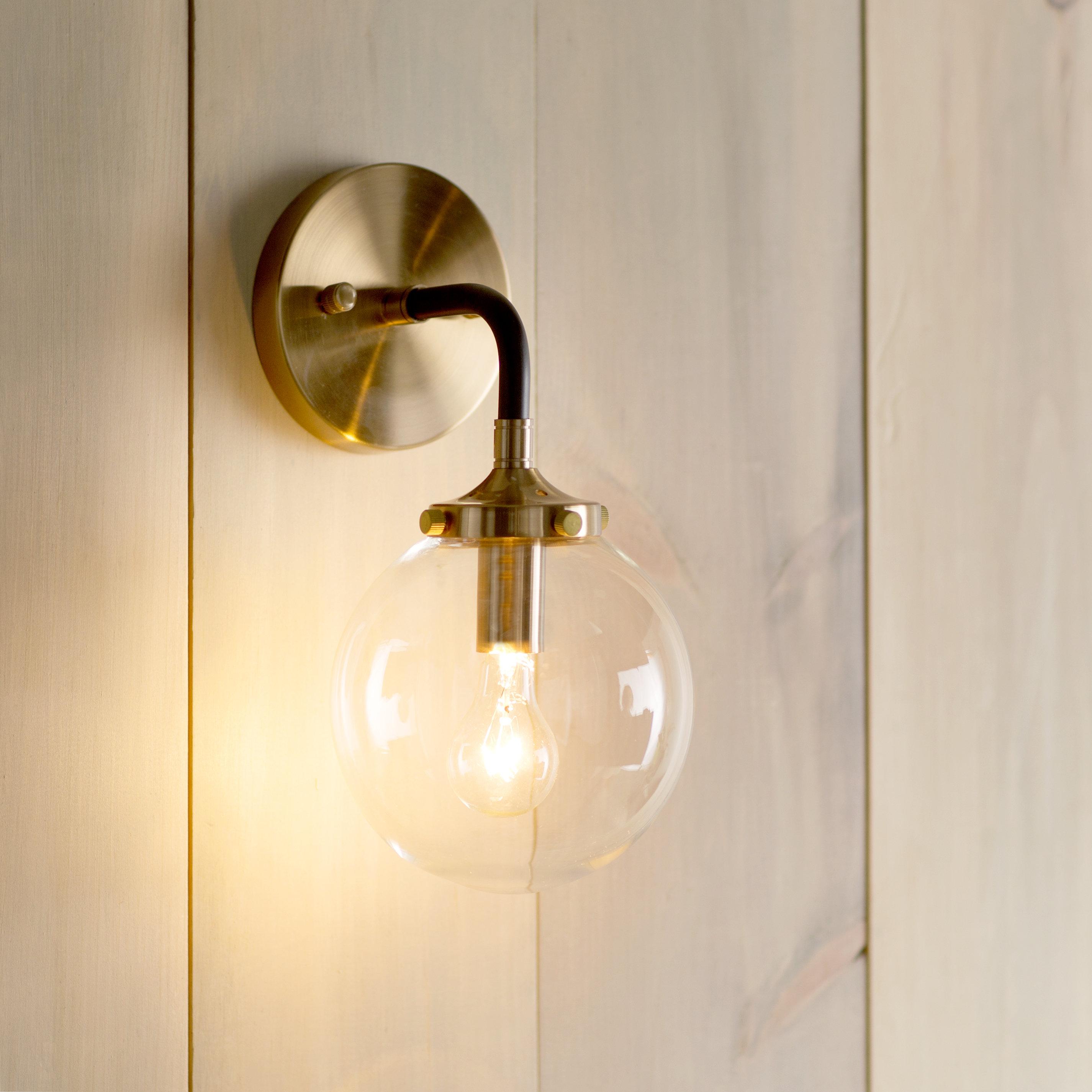 langley street christo 1-lamp wall light & reviews    Wayfair TXFKNMQ