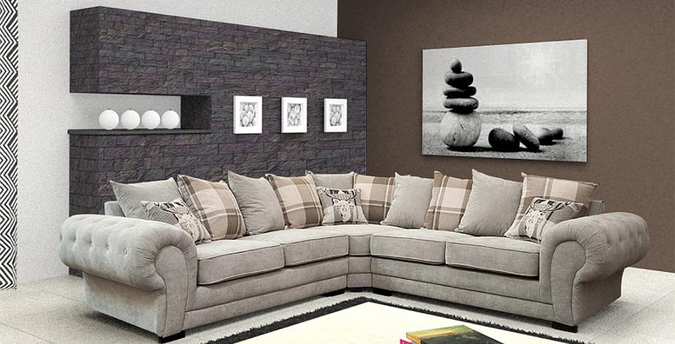 large corner sofas ashby large corner sofa graphite ZZAHYGY