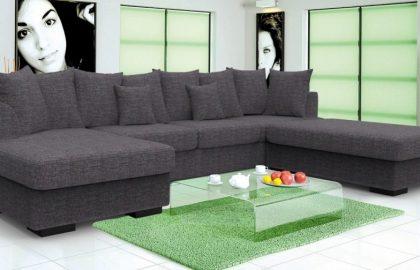large corner sofas ... belle large corner sofa right corner sofas ... JJJAKWR