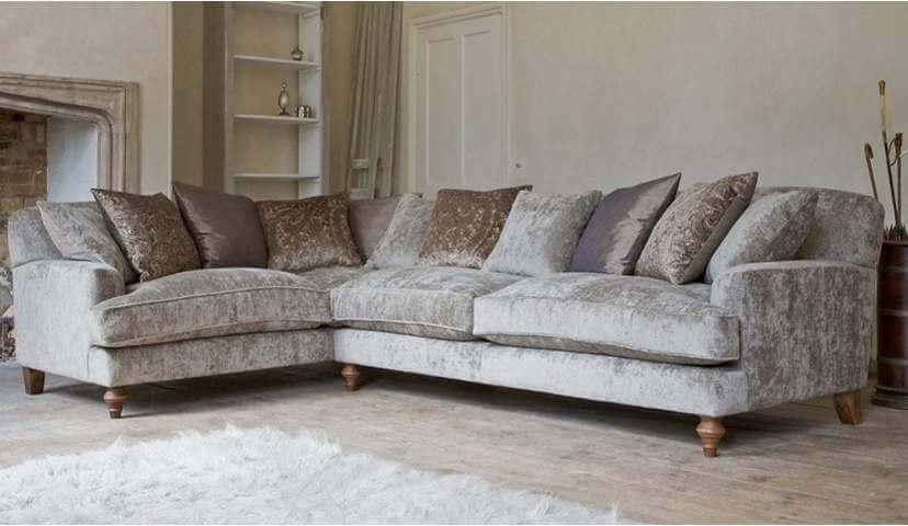 large corner sofas Galloway large corner - left YRMALRQ
