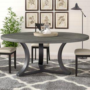 large round dining table louisa round dining table kvpusrl QZDNLUI
