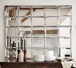 large wall mirror eagan multipanel mirror - large € 699 Special offer € 559 DRCQJFA