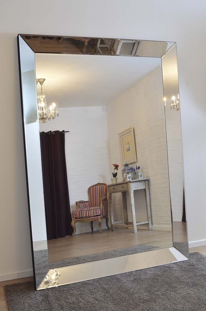 large wall mirror extra large wall mirror with metal frame furniture part note QJDXATS