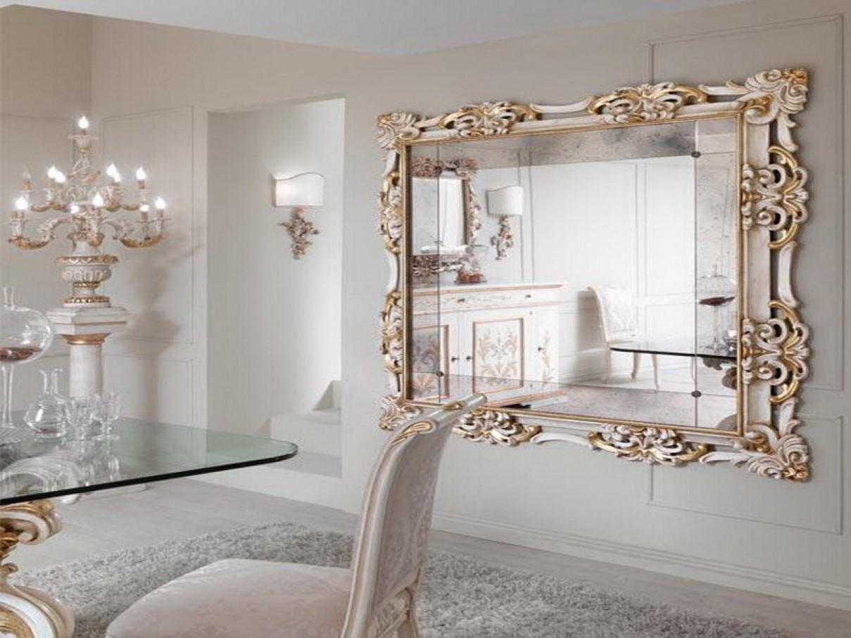 large wall mirror large ornate decorative wall mirror TREWTNJ
