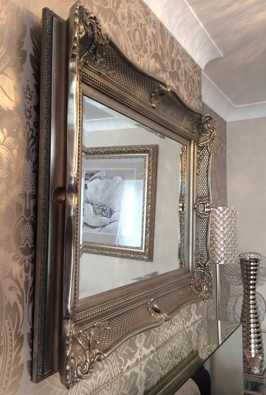 large wall mirror wonderfully decorated fabulous extra large wall mirror - different sizes - BPHUAB