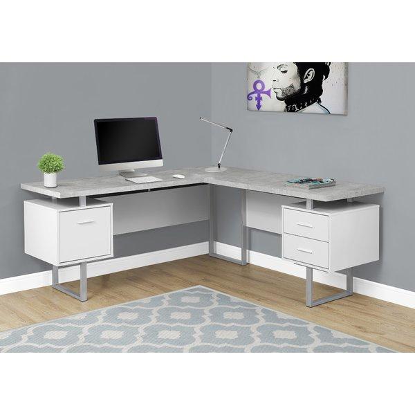 latitude run darroll L Shaped Corner Desk & Reviews |  Wayfair AZSFGMB