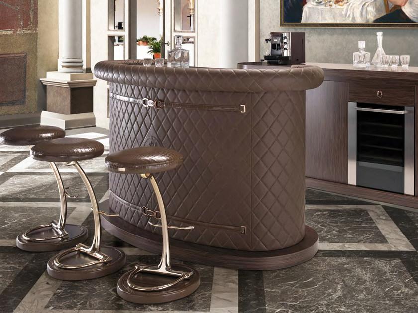 leather bar counter mihaela |  Bar counter from formitalia DELYOGJ