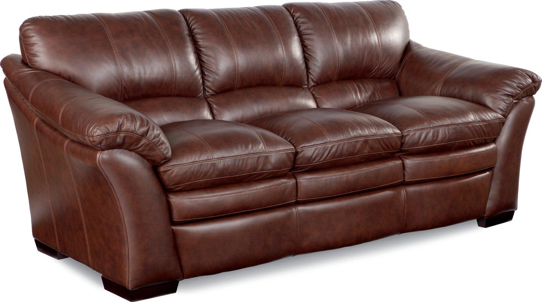Leather furniture Lazy Boy leather sofa impressive ideas Burton leather sofa WHIXCQF