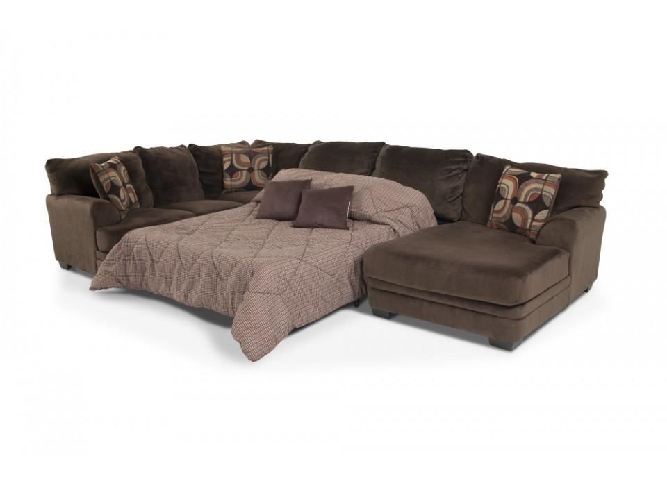 Leather sofa bed Silo Christmas tree farm NKORLDL