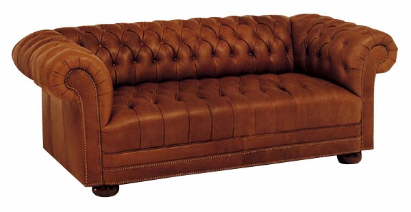 Modern Leather Sofa Sleepers   Queen Size