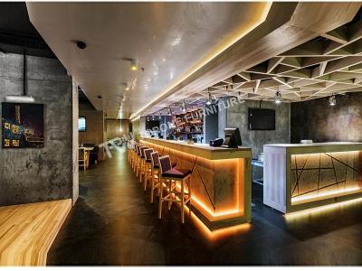Led light restaurant bar counter furniture (tpbc006) IGAYUIJ