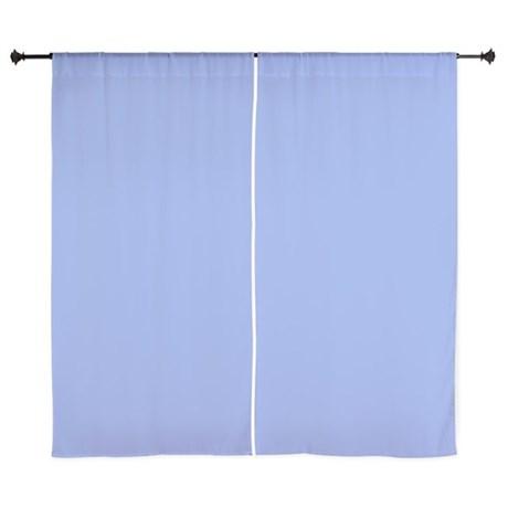 light blue curtains evergreen blue curtains - cafepress JOHAQUM