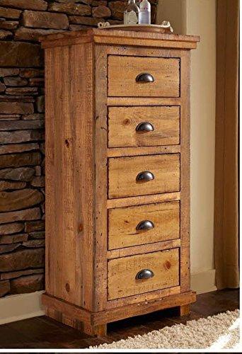 Lingerie chest of drawers progressive international lingerie chest of drawers with 5 drawers OAKEGGG