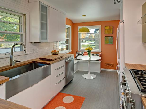 Linoleum floors play with color and shape WIYNKEJ