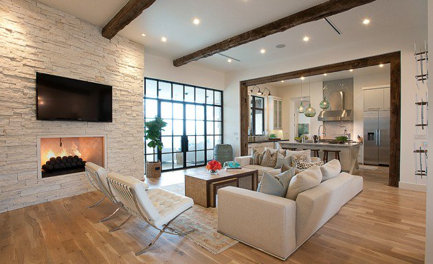 Living room design 15 relaxed transitional living room designs to relax ZCPSWEM