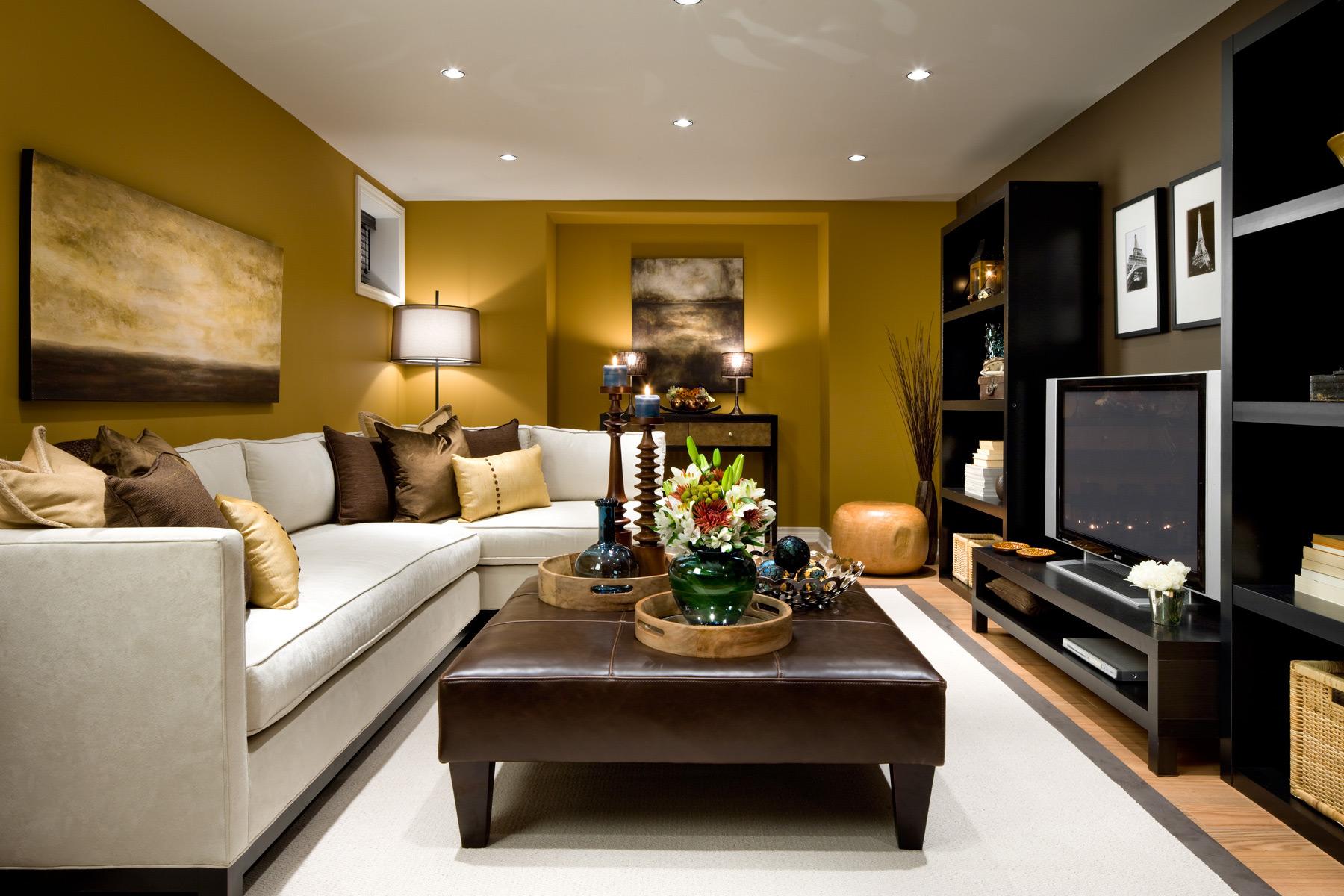 Living room design 2. Earthly pleasures HUCPFUT