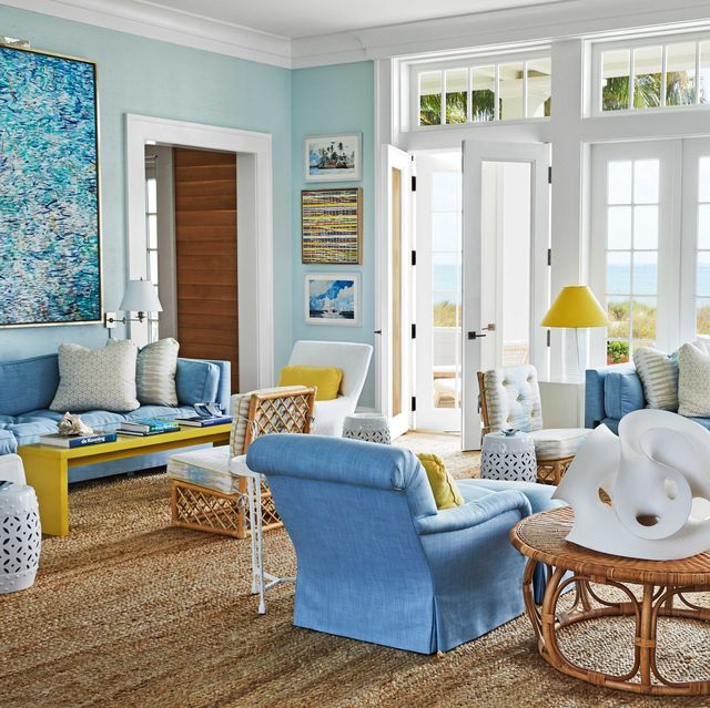 The best 30 living room colors - beautiful wall paint idea