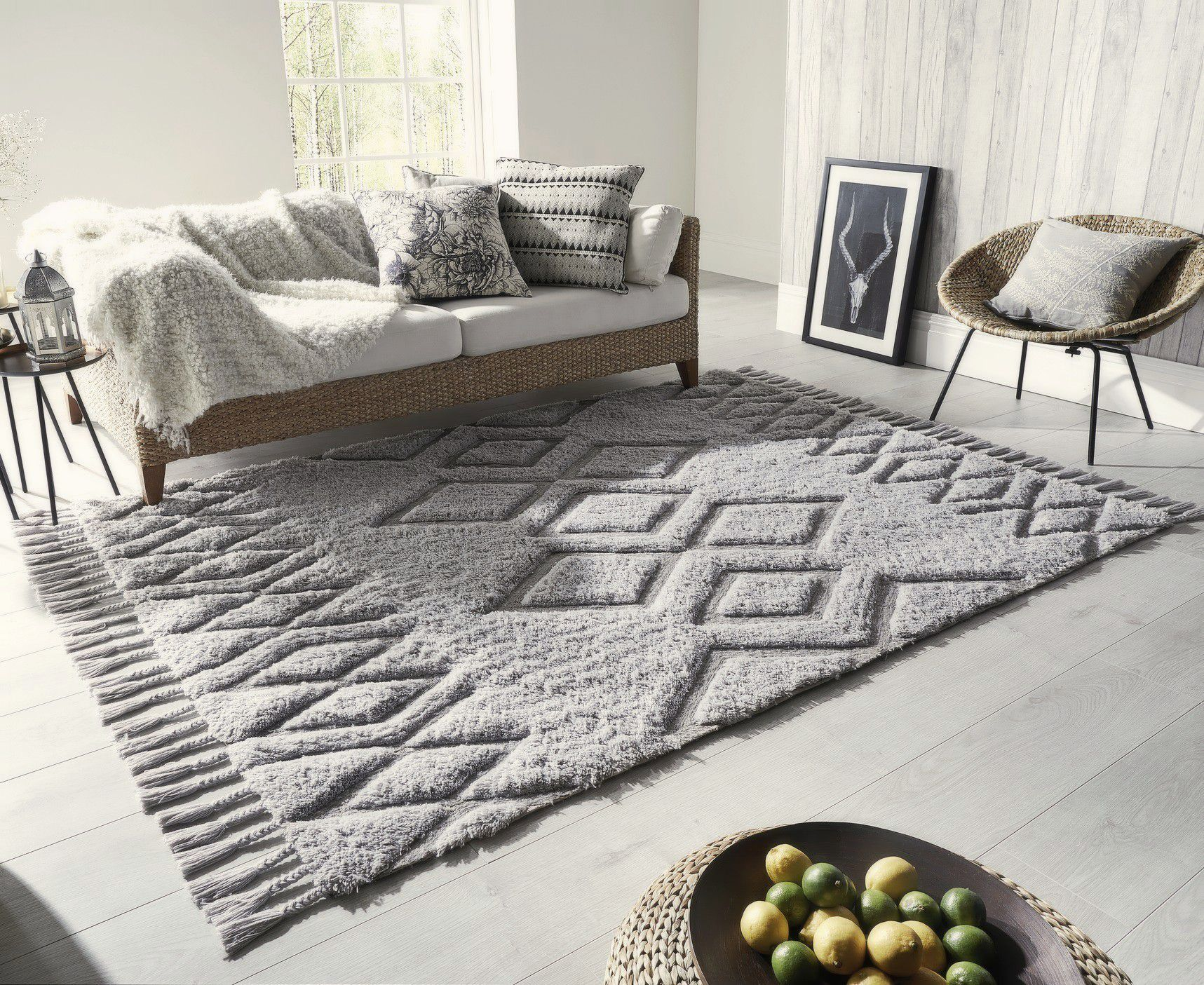 Living Room Rugs 10 of the best gray carpets - great for the living room, DRQRYYS