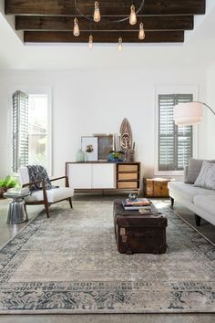 Living room rugs How to choose the right rug for every room from DUDMWFY