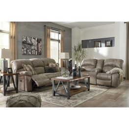 Living Room Sets Dunwell Driftwood Power Lounger Living Room Set MCOFQIA