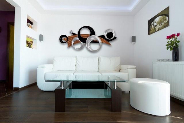 living room wall art metal wall art design modern living room DSSGZDI