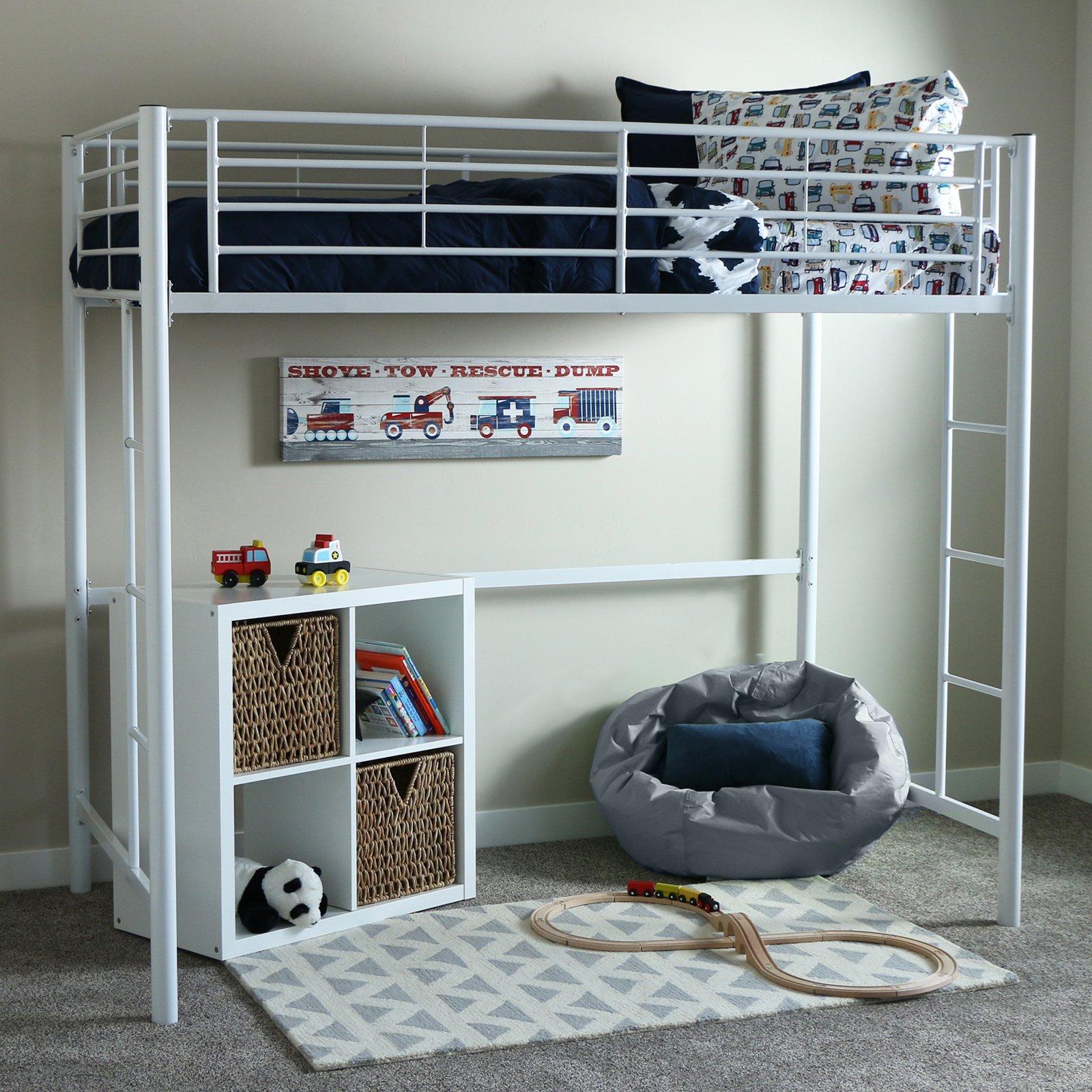 Loft beds Sunset loft bed - white    Hayneedle IPXXHTC