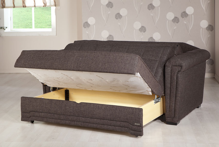 Loveseat sofa bed leather Loveseat sofa bed Loveseat sofa bed Pull-out sofa bed with pull TEUWGNF