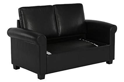 Loveseat double sofa bed Double sofa bed Loveseat wide rail padded armrests offer additional QPHZHQB