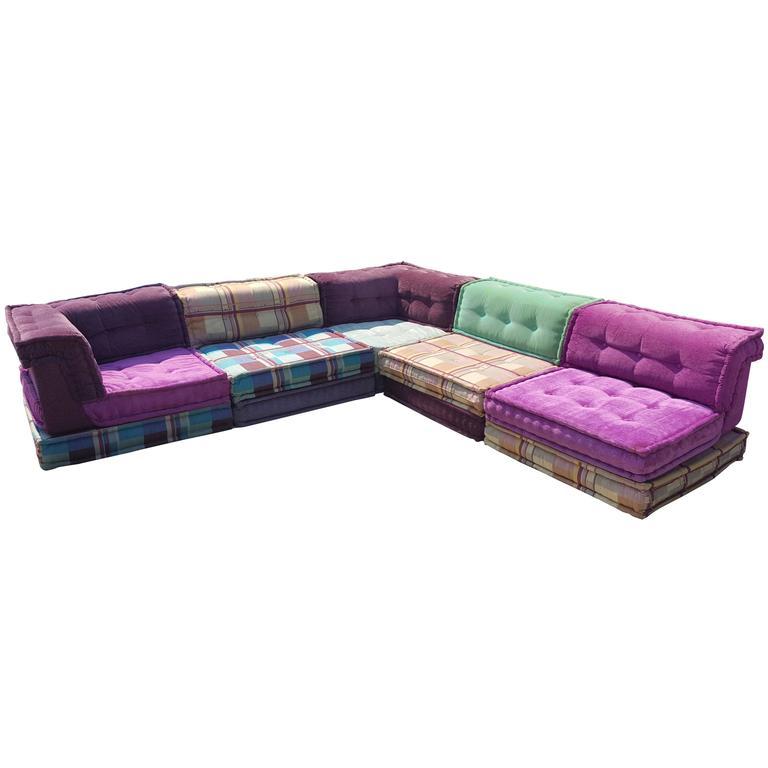 mah jong modular sofa by roche bobois for sale XSGOKCD