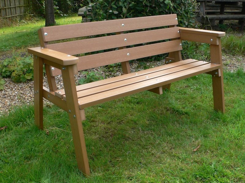 Manufacture of a wooden garden table new wooden benches in the style of woodworking AXKSOVN