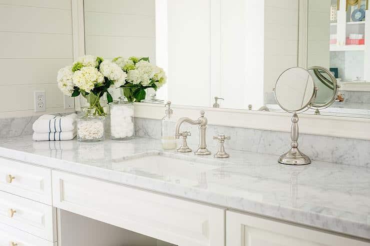 Marble bathroom countertops atlanta SHVLYEL