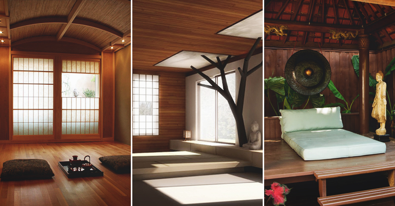 30 meditation room ideas to inspire your search for inner pea